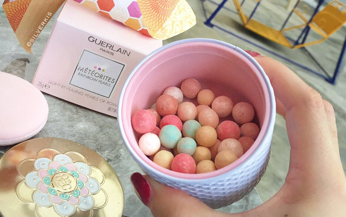 Guerlain Meteorites Rainbow Pearls for Summer 2015