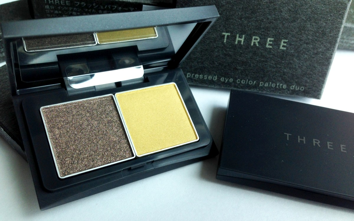 THREE Pressed Eye Color Palette Duo 05 LOVE EVOLUTION