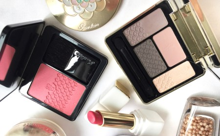 Guerlain Fall 2015 Les Cendres & Pink Me Up