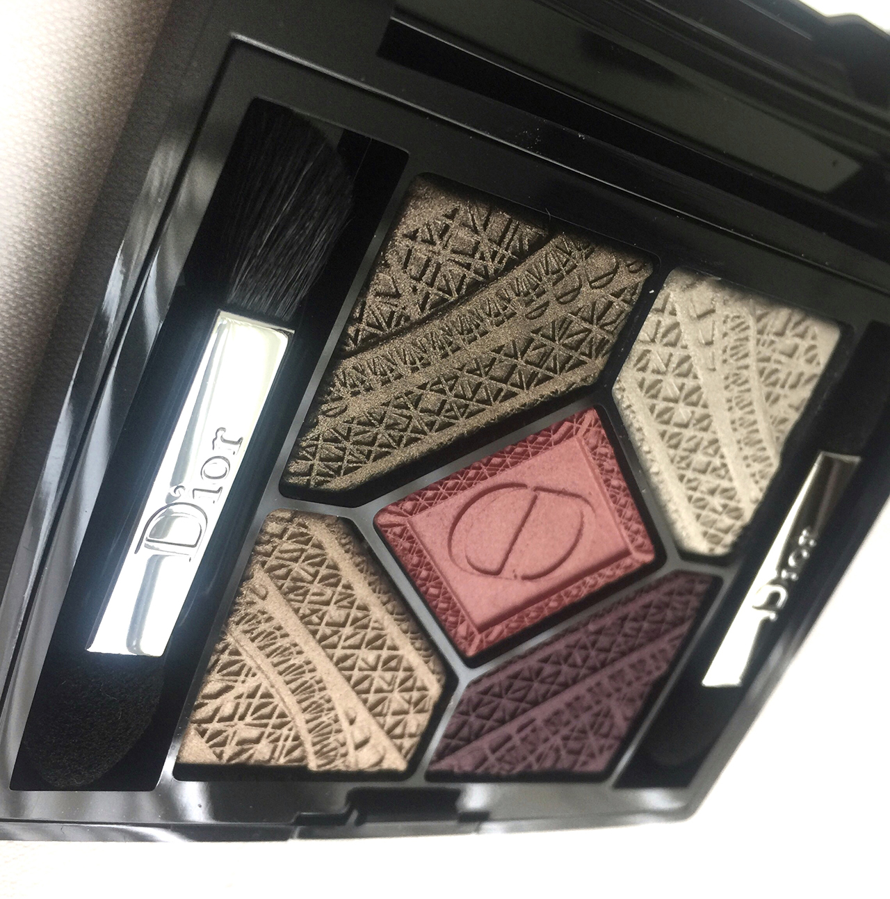 Dior Fall 2016 Capitol of Light palette