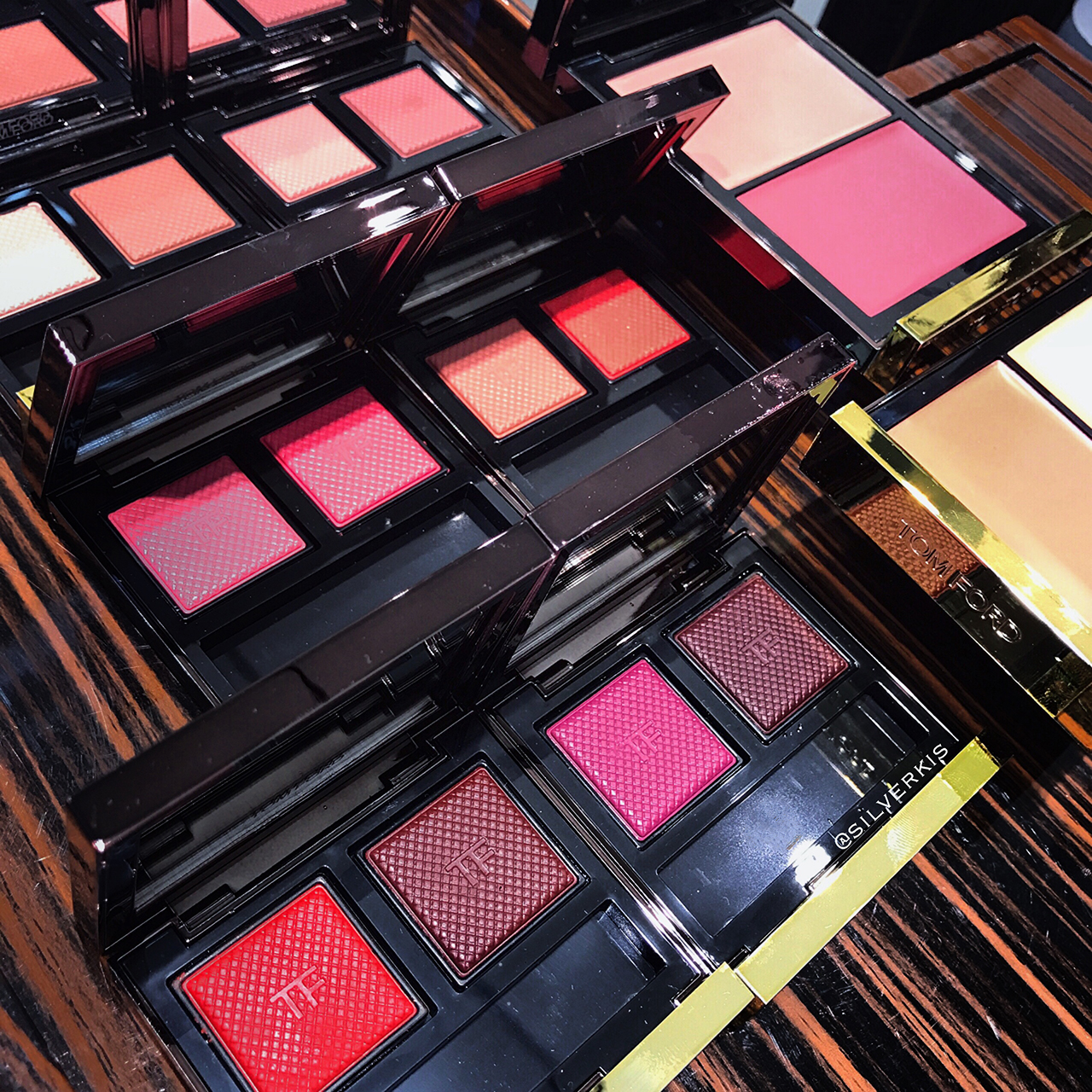 Tom Ford Shade & Illuminate Lips and Shade & Illuminate Cheeks for Spring 2017