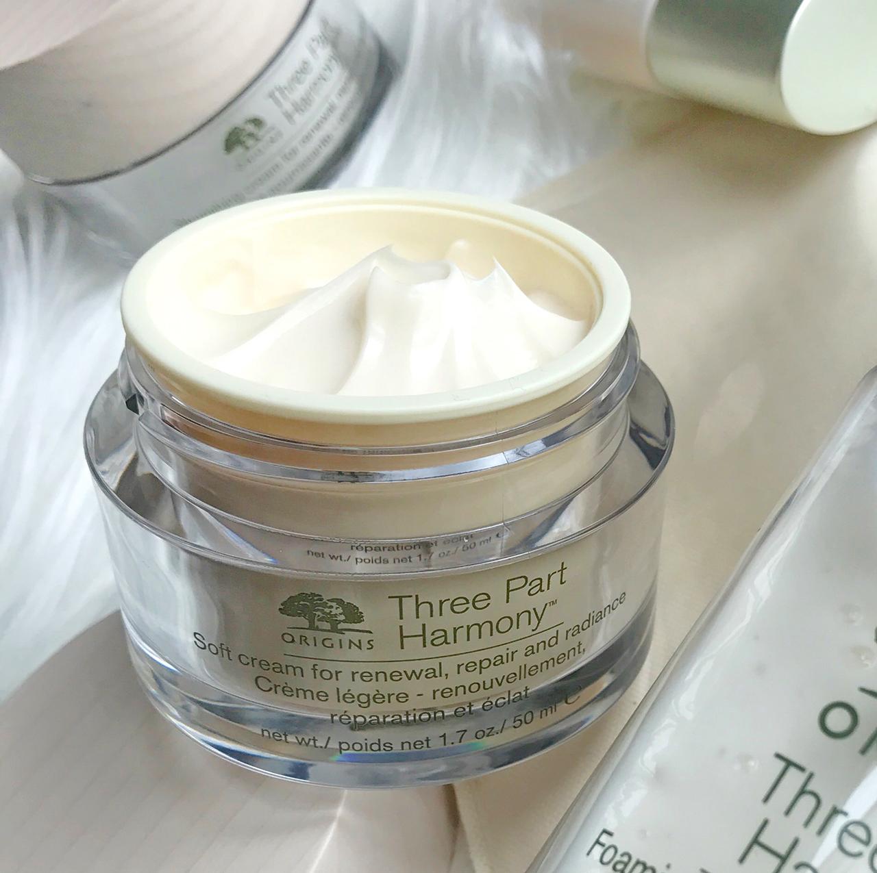 Origins Three Part Harmony Soft Cream