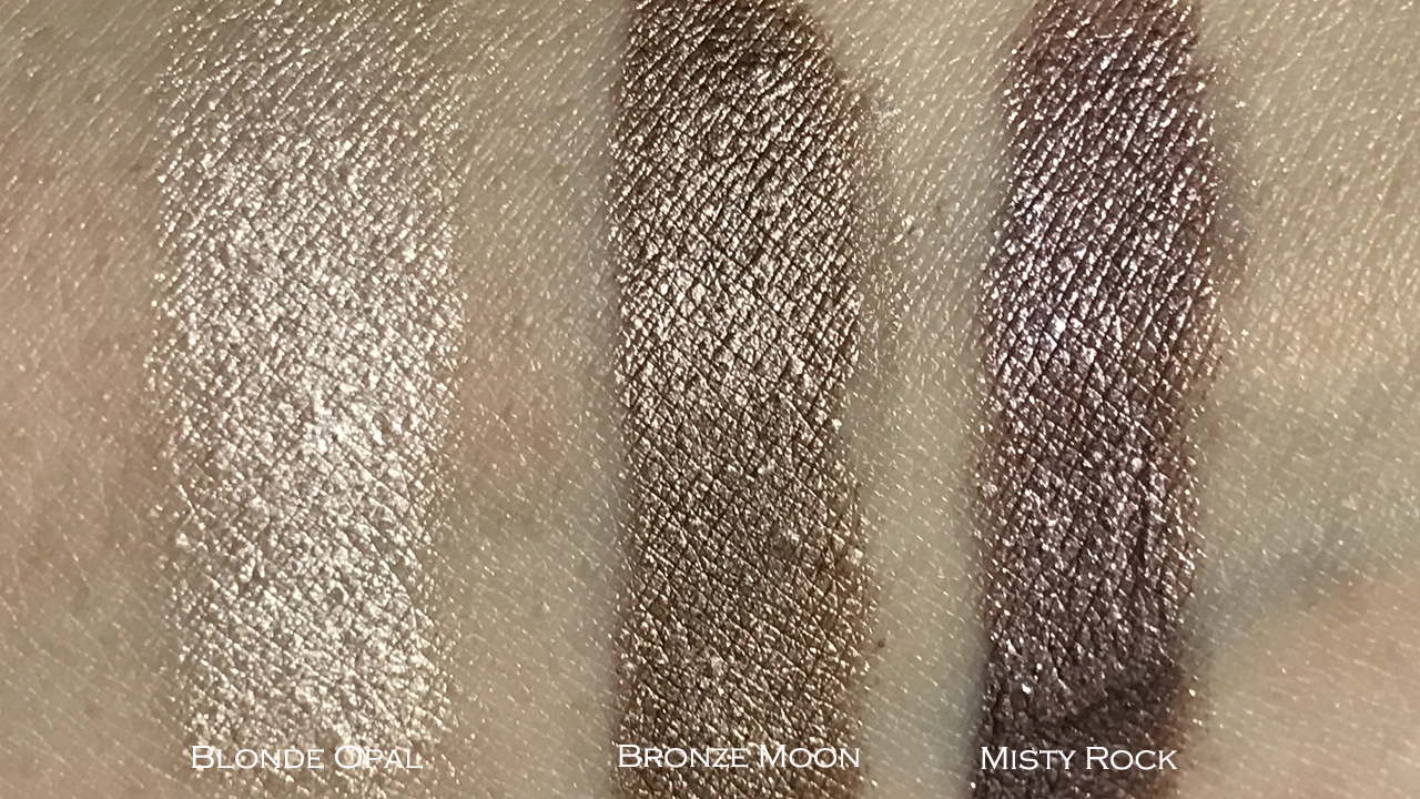 By Terry Ombre Blackstar Gift Set swatches