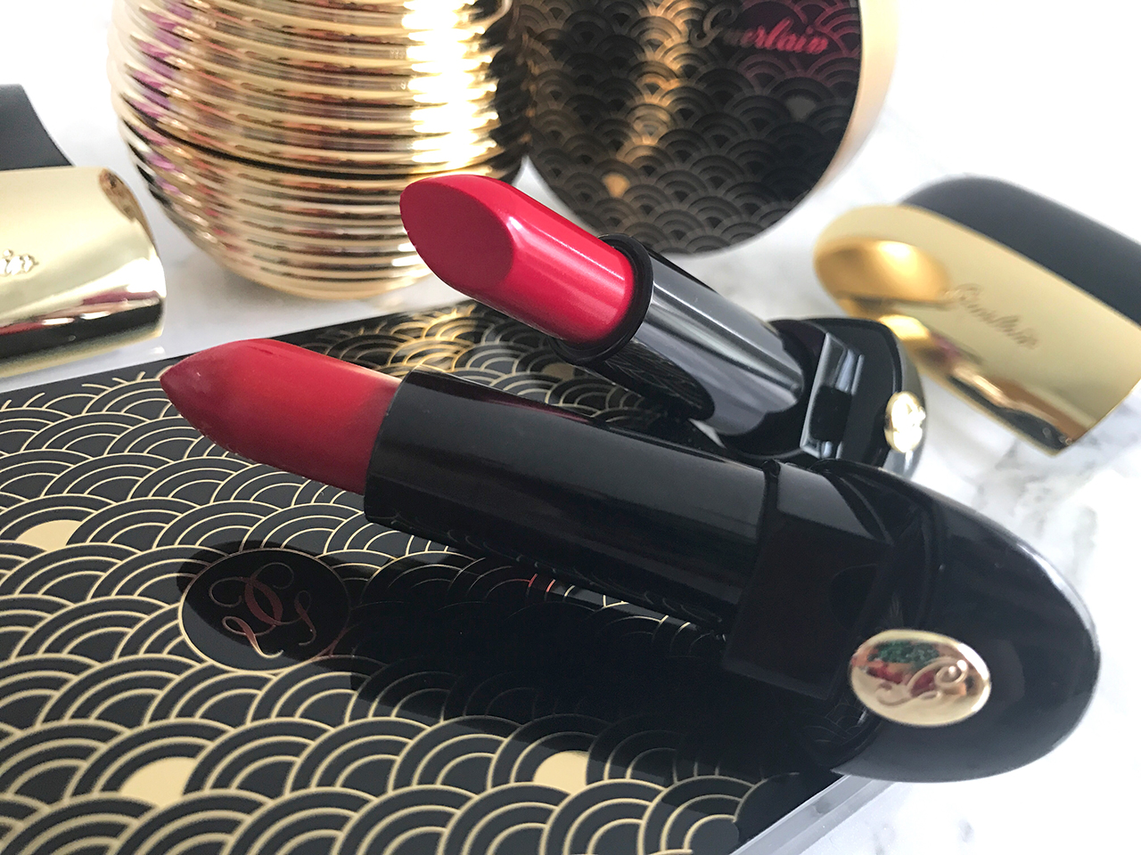 Guerlain Rouge G for Holiday 2017