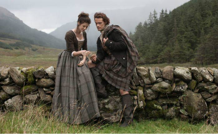 Jamie and Claire Outlander featured image