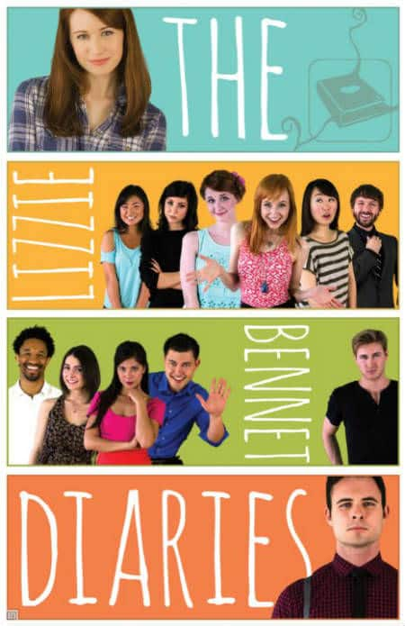 a review of the youtube series the lizzie bennet diaries Review film cult column reviews  youtube vs tv: the great debate  hank green and bernie su even developed a jane austen novel into youtube series the lizzie.
