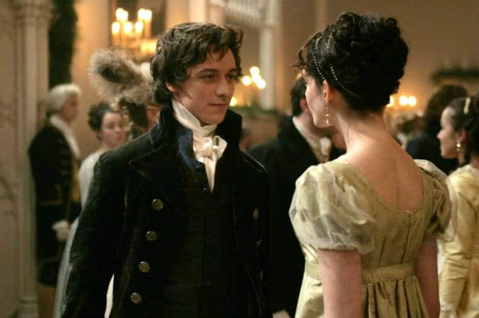 Jane and Tom dance in Becoming Jane