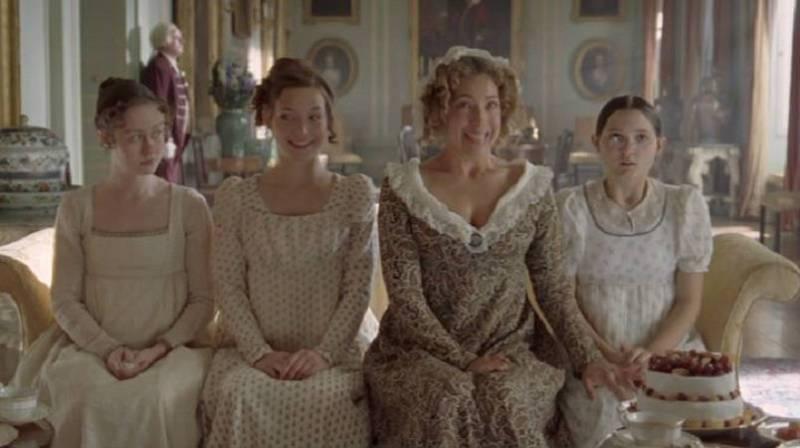 The Bennets Lost in Austen
