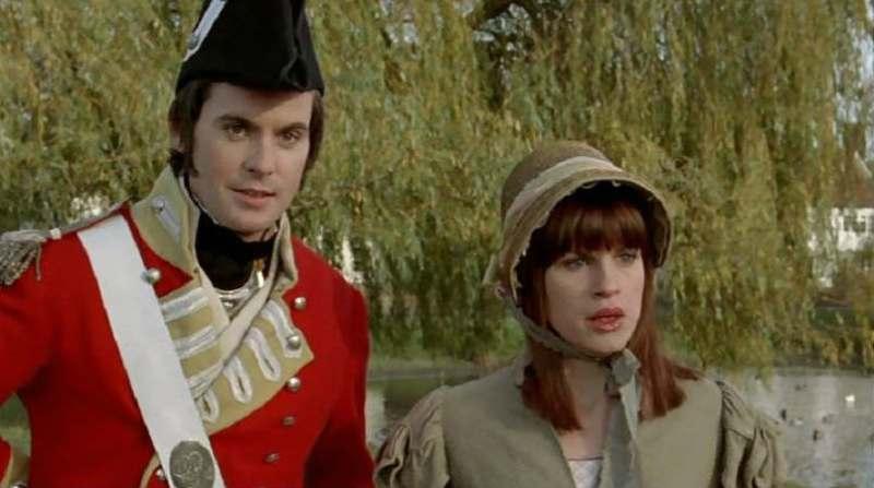 Wickham Amanda Lost in Austen