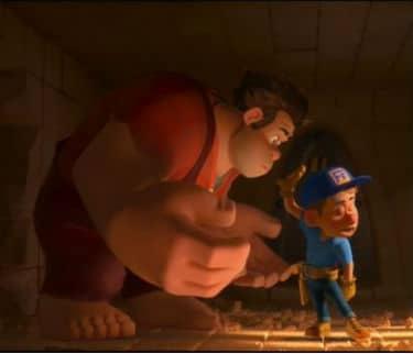 Ralph and Felix Photo: Disney