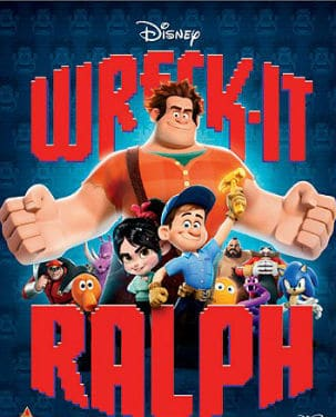 wreckit ralph cover