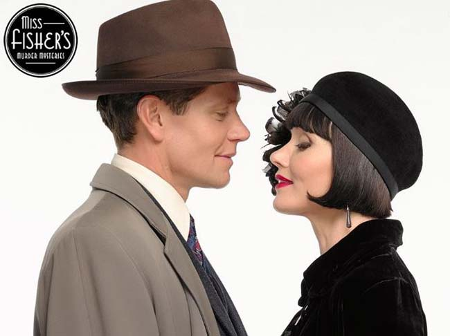Miss Fisher and Jack - Australian TV Shows