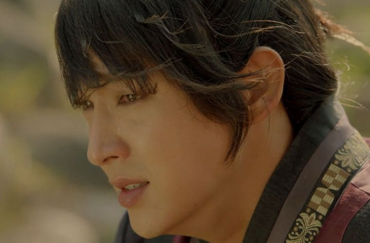 4th-prince-cries-moon-lover Scarlet Heart Ryeo Episode 12 & 13 Recap