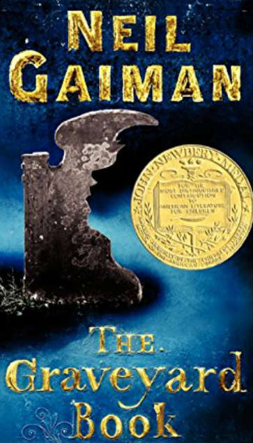 the graveyard book neil gaiman
