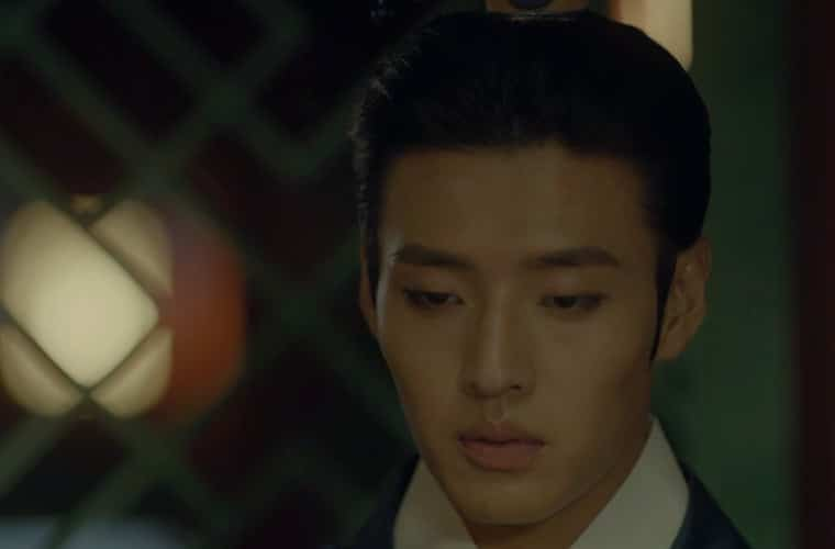 8th Prince working the guyliner Scarlet Heart Ryeo Episode 14 & 15 Recap