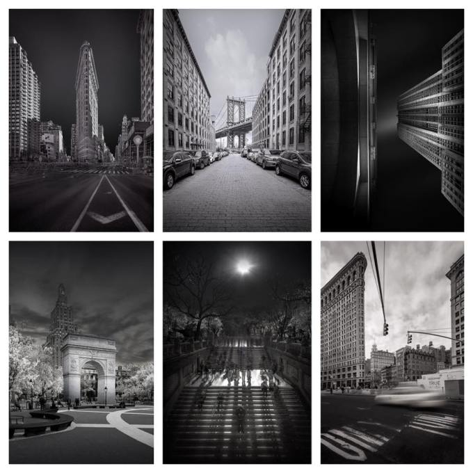 NEW YORK - VISION DRAWINGS - JOHN KOSMOPOULOS