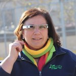 Las Google Glass no resisten una Mascletà