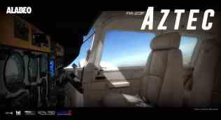 Alabeo – PA23 Aztec preview