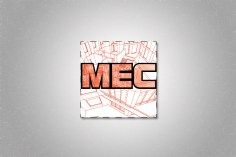 Elaborazione logo MEC costruzioni
