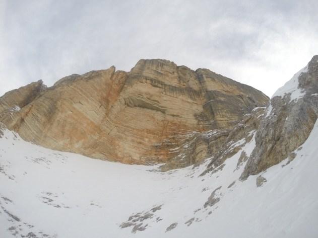 Heilgkreuzkofel Westwand