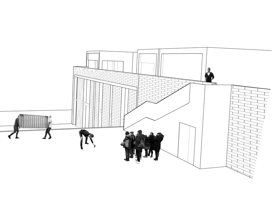Social Space and Privacy – Thesis Proposal