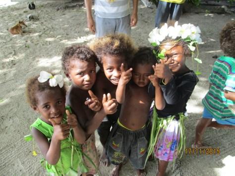 Emirau island