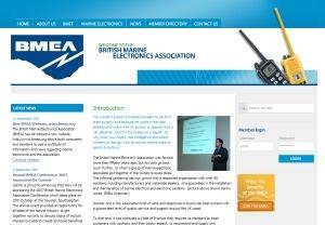 BMEA website