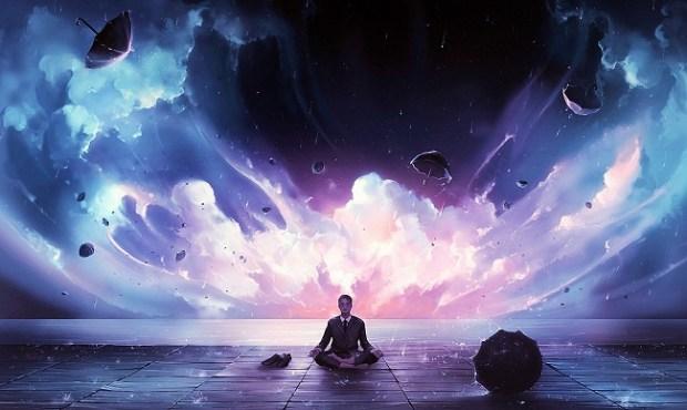 Meditation Study MRI Gray Matter