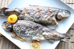 Snazzy Baked Whole Trout Recipe Baked Whole Trout Comfort Food Recipes That Are Grilled Rainbow Trout Recipes Grilled Sea Trout Recipes