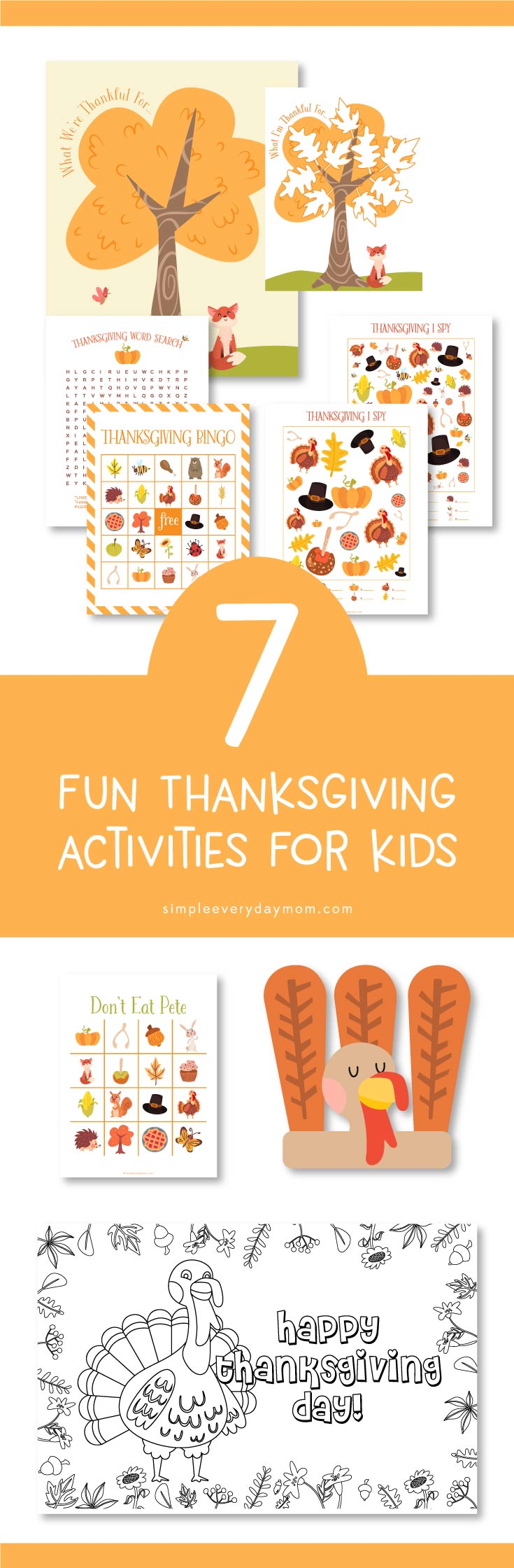 Fullsize Of Thanksgiving Games For Kids