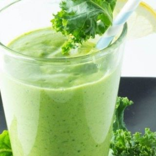 Kale & Spinach Super Greens Smoothie