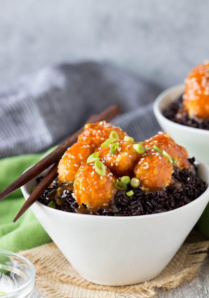 baked-orange-cauliflower-forbidden-rice 4