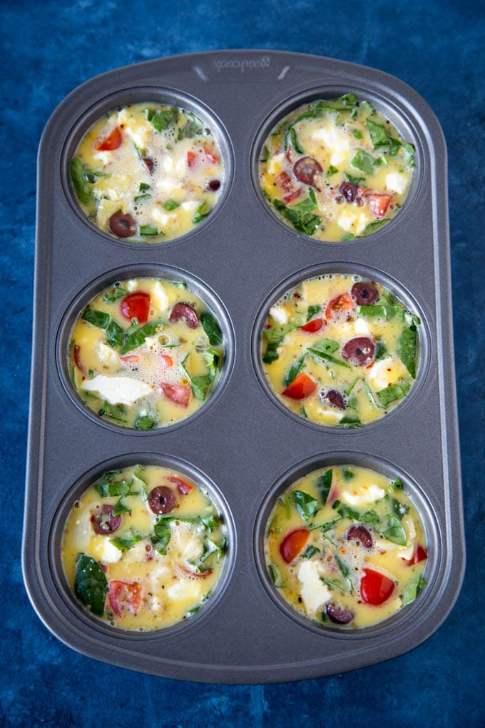 omelet cups muffin tin 2