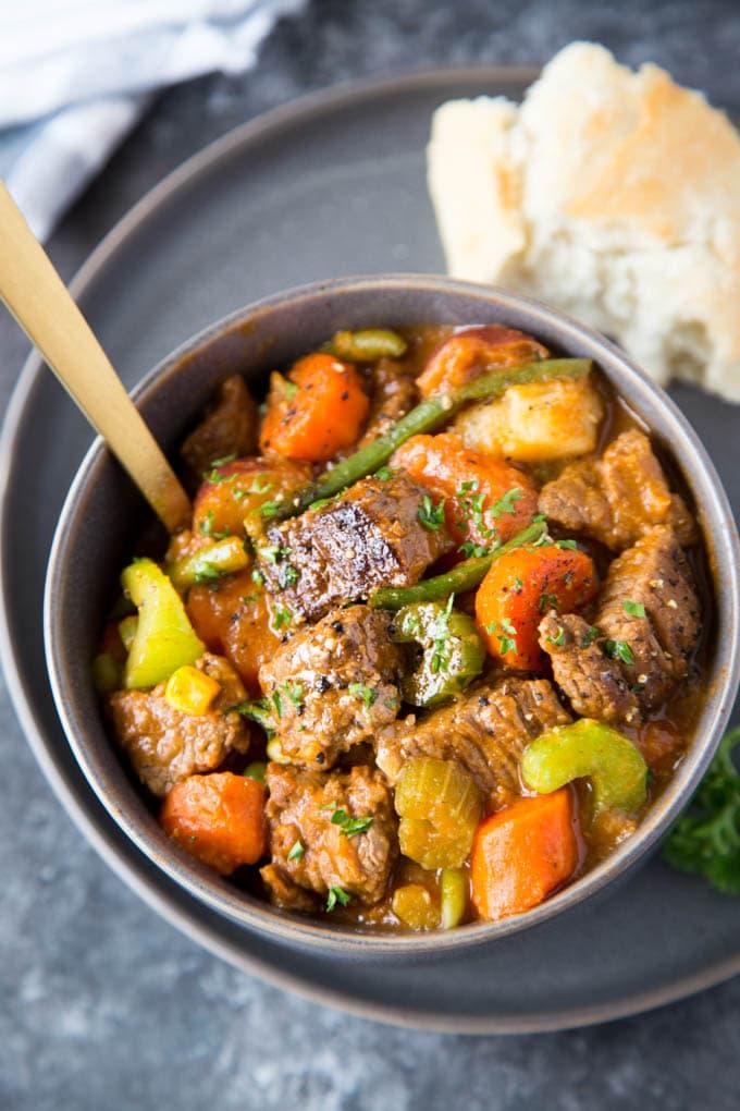 crockpot beef stew 2