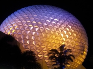 Epcot at Walt Disney World