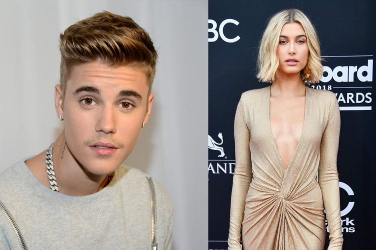 Justin Bieber And Hailey Baldwin Are Engaged   Simplemost Getty Images  Shortly after Justin Bieber and Hailey Baldwin