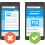 Le fonctionnement de l'algorithme de Google adapté aux mobiles