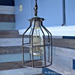 Restoration Hardware Inspired Industrial Pendant Light…Uncaged