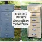 Ikea Helmer Hack with Annie Sloan Chalk Paint