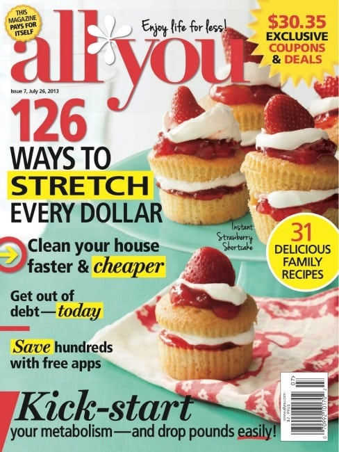 July  All You COVER