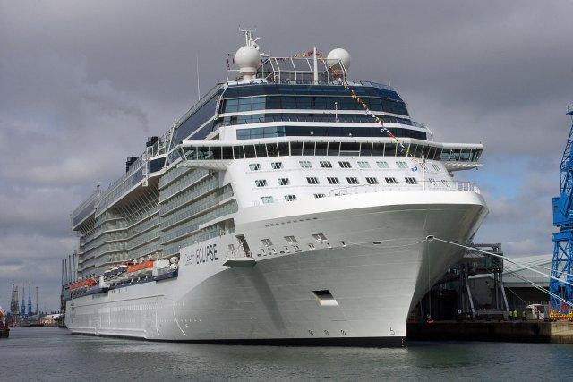 Southampton Cruise Liner Terminal