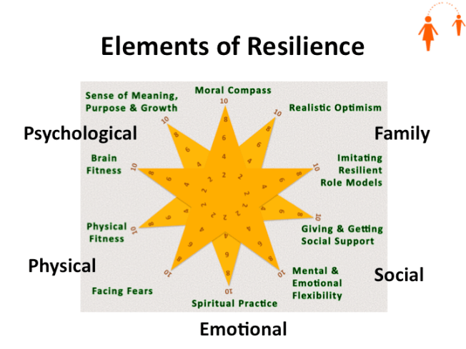 resilience prescription southwick and charney