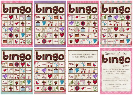 Download 5 7 Valentine S Bingo Includes 6 Jpg Playing. 1600 x 1143.Printable Kids Valentine's Cards Free