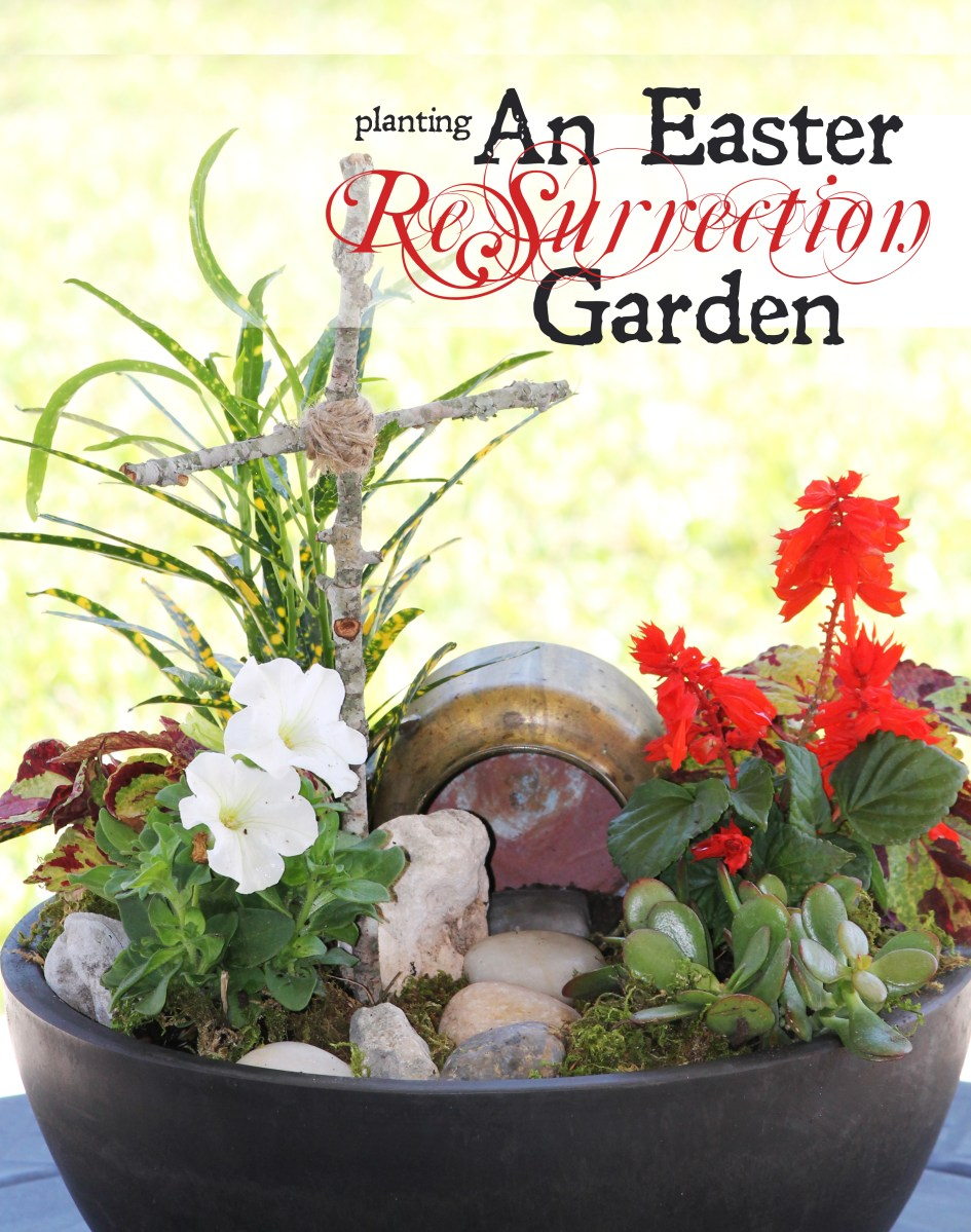 Planting a Resurrection Garden: Our Story Told in it's Roots