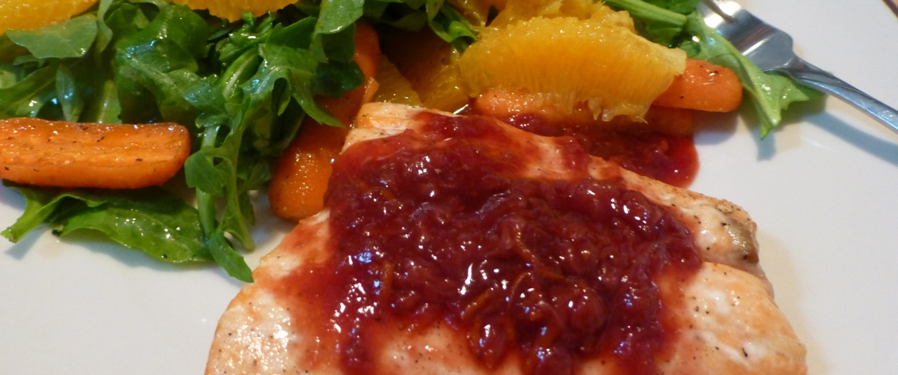 ... glaze glaze salmon steak with orange balsamic glaze salmon steak with
