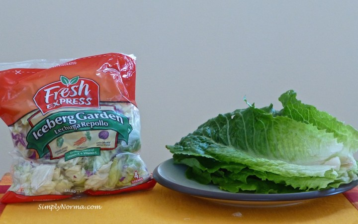 Ingredients for Greek Salad with Sliced Steak (2 of 3)