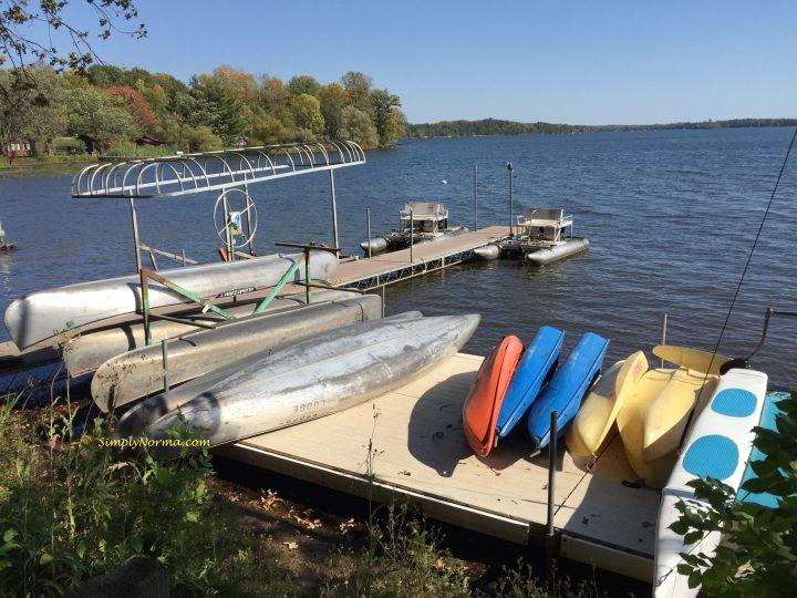 Canoes, Minnesota