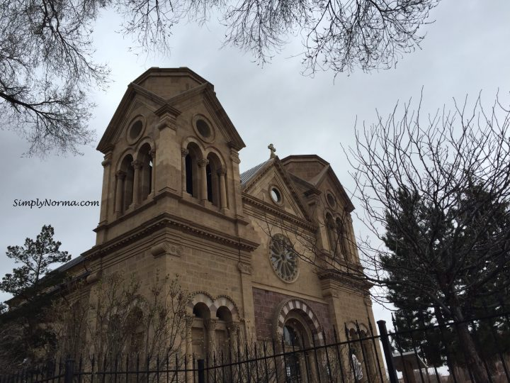 The Cathedral Basilica of St. Francis of Assisi, Santa Fe