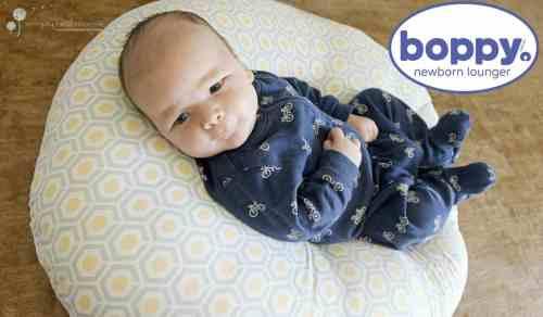 Medium Of Boppy Newborn Lounger