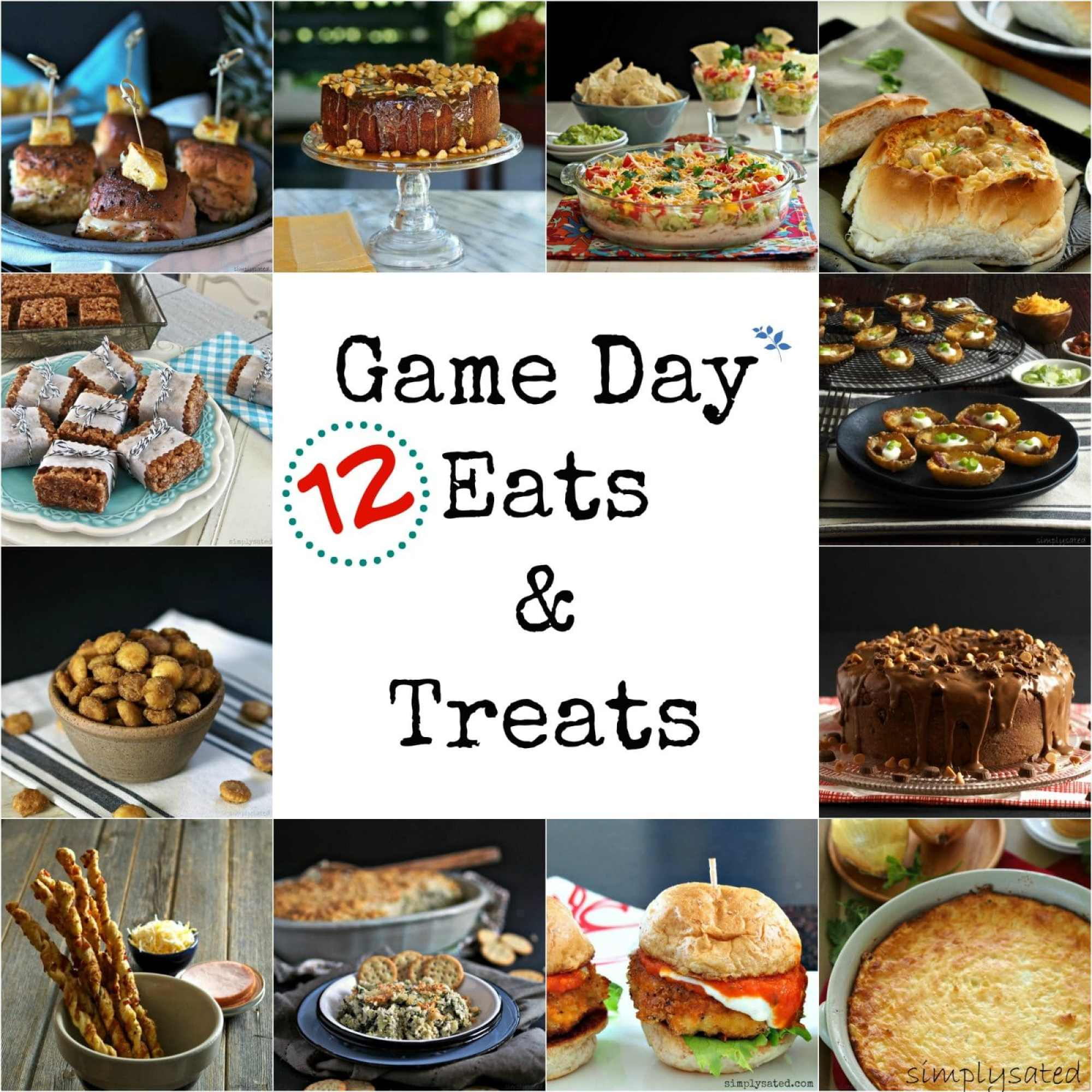 Game Day Eats & Treats